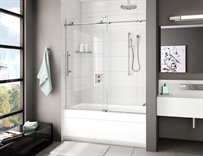 In-Line Tub Door