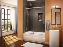 Tub Enclosure door and panel