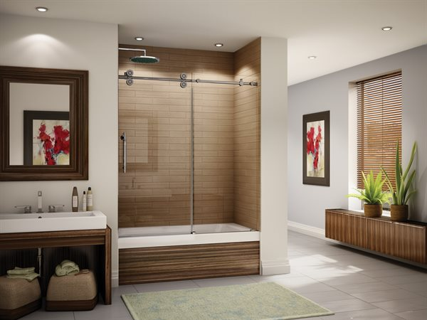 Installing Shower Doors Vs Shower Curtains Cost Likes