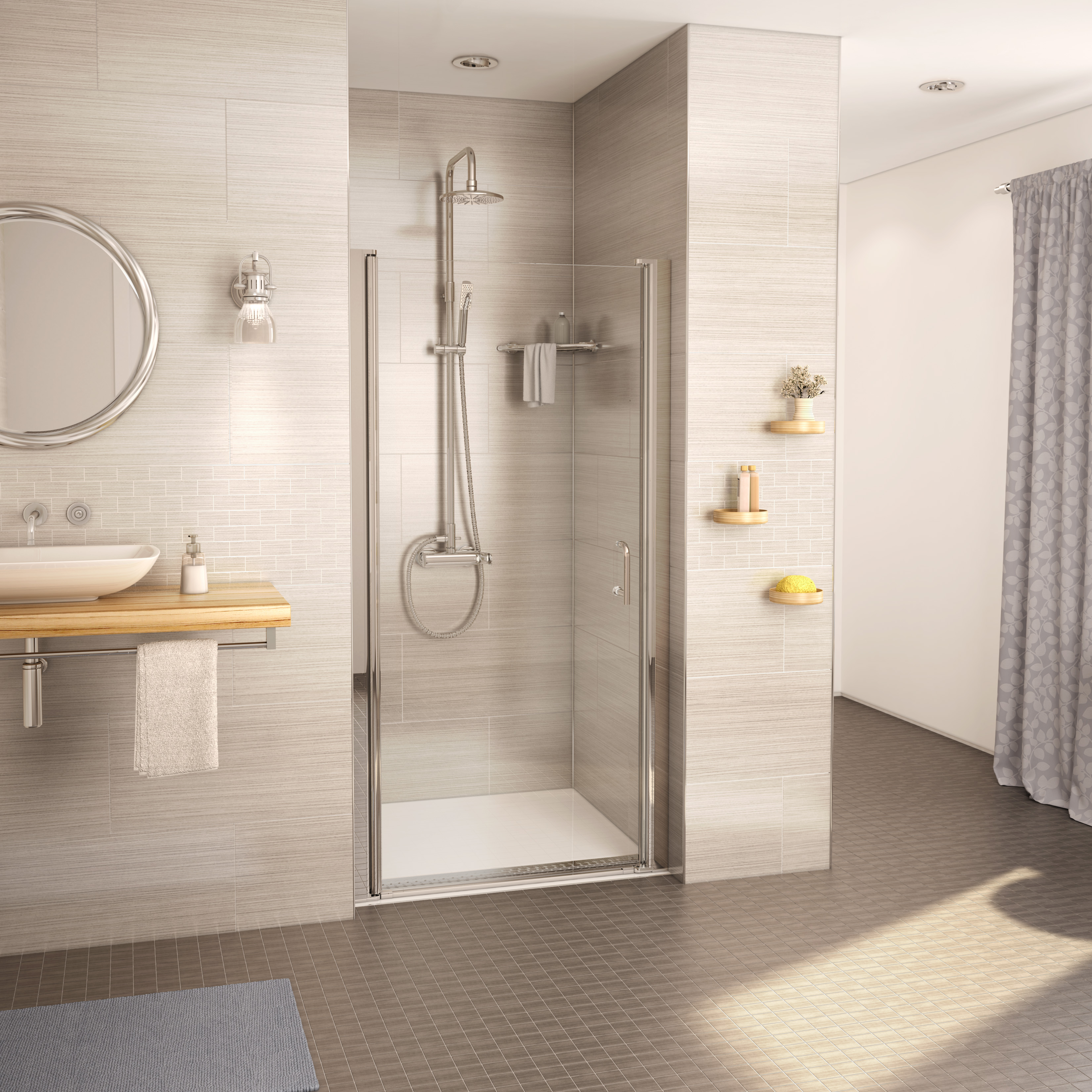 Exceptionnel FLEURCO INTRODUCES THE ACCESSIBLE DESIGN SHOWER BASES: A BASE IN STYLE FOR  TODAY AND TOMORROW