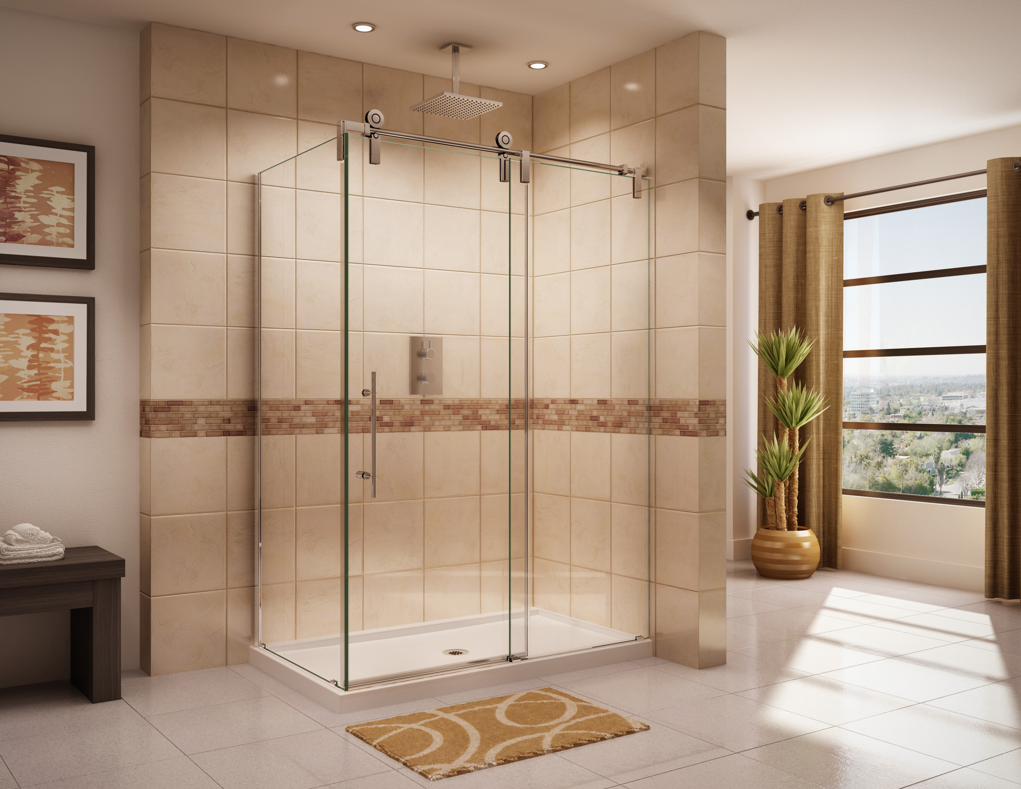 jetta bath kitchen specials fleurco shower doors. Black Bedroom Furniture Sets. Home Design Ideas