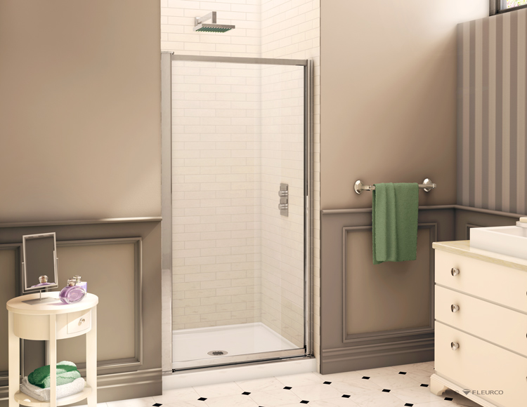High-resolution Photo & Fleurco | Glass shower doors | Signature Montreal pezcame.com